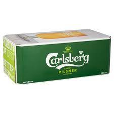 Carlsberg 18 x 440ml