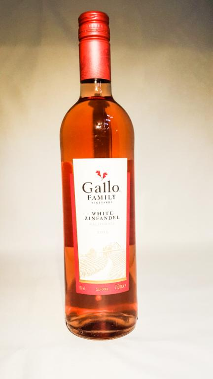 Gallo Family White Zinfandel