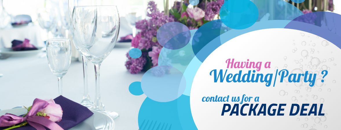 Wedding/Party Banner
