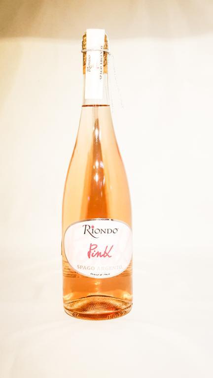Riondo Pink Spago Argento