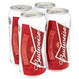 Budweiser 24 x 500ml