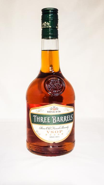 Three Barrells 70cl